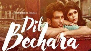इस एक्टर ने की खास अपील, कहा- सुशांत की 'दिल बेचारा' को सबसे ज्यादा देखी जाने वाली फिल्म बनाइए