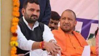 BJP विधायक ने CM योगी से कहा- जेल में बंद अपराधी से मुझे बचाएं, विकास दुबे से ज्यादा खतरनाक है