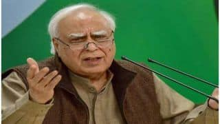 Not an Effective Alternative Anymore: Kapil Sibal After Congress' Decimation in Bihar Assembly Elections