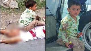 Twitter Left in Jitters as Heartwrenching Video of Kashmiri Kid Crying Over His Dead Grandfather After Sopore Terror Attack Goes Viral