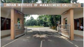 IIM Calcutta के बिजनेस एनालिटिक्स के छात्रों को मिली नौकरी की 60 ऑफर, आर्थिक सुस्ती के बावजूद मिला 26.31 लाख का पैकेज
