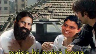 Country Has Hearing Problem: Twitter Takes Jibe at Acharya Balkrishna-Ramdev's U-Turn on Coronil