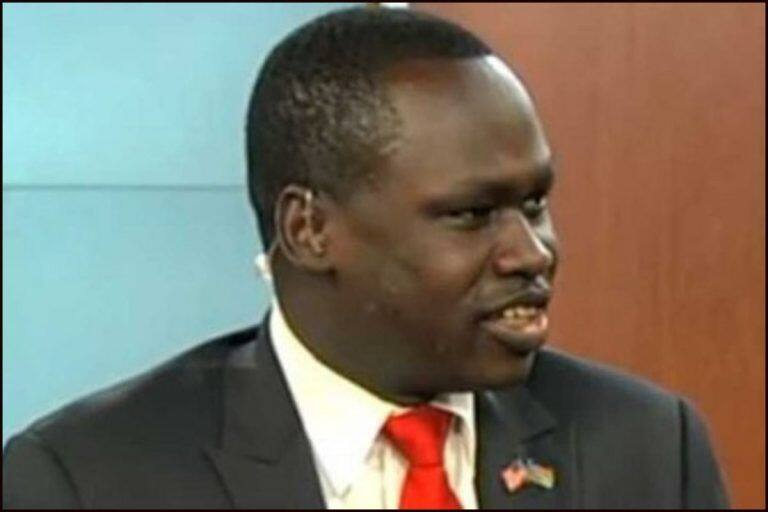 Wait, WHAT?! South Sudan Diplomat Embarrassingly Urinates During Live Zoom Discussion Panel, Twitter Left in Splits