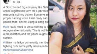 Assam Woman's Online Job Application Rejected Due to 'Chutia' Surname, Registration Portal Asks 'to Use Proper Naming Word'