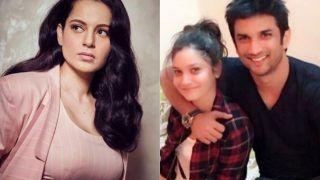 Kangana Ranaut Claims Ankita Lokhande Told Her Sushant Singh Rajput 'Suffered Humiliation, Was Not Thick-Skinned'