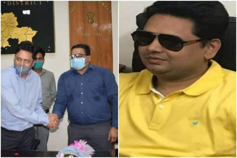 Impressive! Rajesh Kumar Singh Becomes First Visually-Impaired IAS Officer to Become Jharkhand's Deputy Commissioner