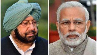 सीएम अमरिंदर सिंह ने फाइनल परीक्षाओं को लेकर मोदी को लिखा पत्र, कहा- UGC के निर्देश की हो समीक्षा