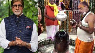 Madhya Pradesh News: Special Puja For Amitabh Bachchan And Abhishek Bachchan in Ujjain