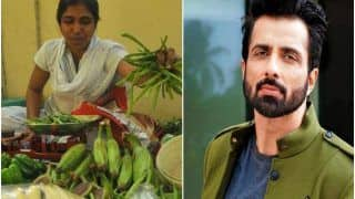 Hyderabad Techie Forced to Sell Vegetables After Losing Job, Gets Offer Letter From Sonu Sood