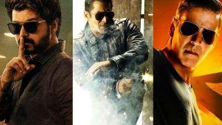 Radhe vs Sooryavanshi vs Master on Diwali 2020: Salman Khan Gets Ready For Festive Box Office After Akshay Kumar