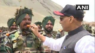 Can Not Guarantee to What Extent India, China Border Dispute Can be Resolved, Says Rajnath Singh