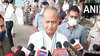 Rajasthan Political Dangal: राजस्थान में नहीं थम रहा सियासी संकट, चार्टर्ड प्लेन से गहलोत खेमें के विधायक पहुंचे जैसलमेर