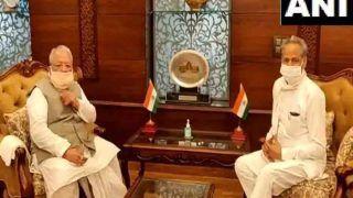 Rajasthan crisis: गहलोत कैबिनेट का संसोधित प्रस्ताव गवर्नर को मिला, क्या असेम्बली सेशन बुलाएंगे