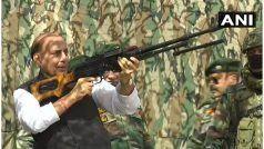 देश में होगा बड़ी हथियार प्रणालियों का निर्माण, 15 अगस्त को आत्मनिर्भर भारत की रूपरेखा प्रस्तुत करेंगे पीएम: रक्षा मंत्री राजनाथ सिंह