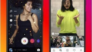 Instagram Brings TikTok-Like Short Videos to India With 'Reels', Feature to Roll Out to Users Today