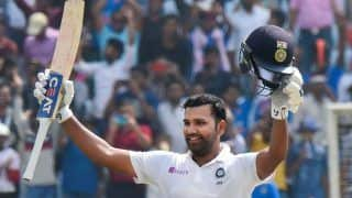 Rohit Has The Skill And Temperament to Handle Tough Australian Conditions: Hussey