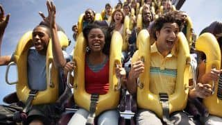 'Scream Inside Your Heart': Japan Theme Park Bans Screaming on Roller Coaster Rides Due to COVID-19