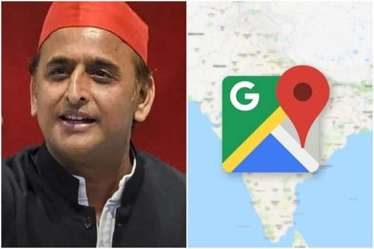 Vikas Dubey Encounter: Akhilesh Yadav Claims Google Maps Can 'Track' Accident, Twitter Can't Stop Laughing