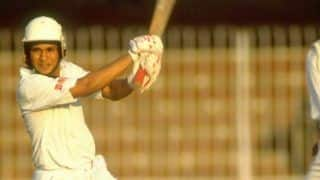 1999 के चेन्नई टेस्ट में सचिन तेंदुलकर की बल्लेबाजी दुनिया से बाहर थी: वकार यूनिस