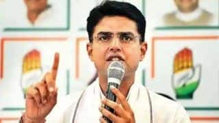 'Strongest Soldier Always Sent to the Border': Sachin Pilot on Change of Seating in Rajasthan Assembly