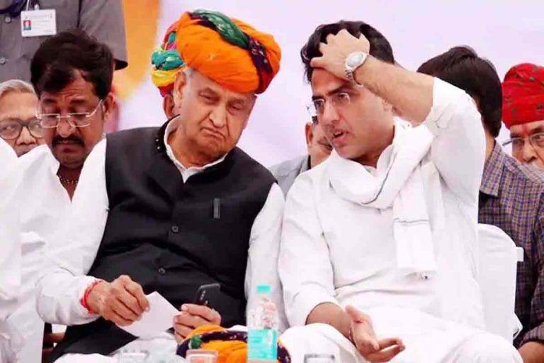 राजस्थान उपचुनाव: अशोक गहलोत और सचिन पायलट के बीच तालमेल बिठाने की कोशिश कर रही कांग्रेस