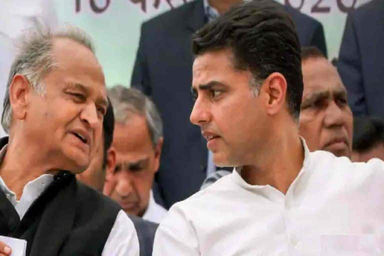 'Forgive-Forget And Move Forward': Ashok Gehlot Reiterates After Pilot-Congress Patch up in Rajasthan