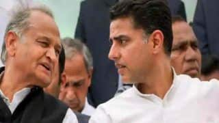 'Peace and Brotherhood Will Remain in Congress,' Says Rajasthan CM Ashok Gehlot on ex-Deputy Sachin Pilot's Return