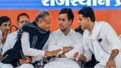 Rajasthan: Reconciliation on Cards? Rebels Approach Party High Command, Pilot Likely to Meet Gandhis, Say Reports