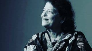 Saroj Khan's Daughter Sukaina Reveals That Granddaughter Is Still Unaware Of Legendary Choreographer's Death