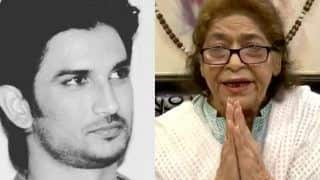 In Saroj Khan's Last Instagram Post, She Mourned Sushant Singh Rajput's Demise And Said 'You Could Have Spoken to an Elder'
