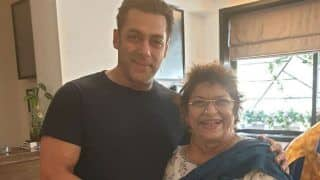 Saroj Khan's Daughter Sukaina on People Defaming Salman Khan: It's Wrong to be Negative, he Helped For my Son's Heart Surgery