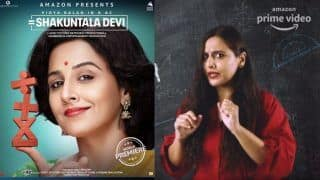 Shakuntala Devi: Vidya Balan's Upcoming Film Gets a Release Date For Digital Release, Know Date, Time, Platform And Everything