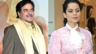 Shatrughan Sinha is All Praises For Kangana Ranaut, Says People are 'Jealous of Her Success And Bravery'