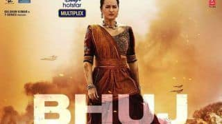 Sonakshi Sinha's First Look in Bhuj: The Pride of India Poster as Sunderben Jetha Madharparya is Remarkable