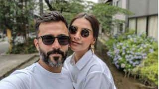 Sonam Kapoor And Husband Anand Ahuja Move Out of India Amid COVID-19 Pandemic, Reach London