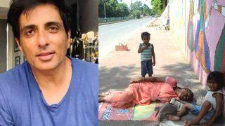 Sonu Sood to Help a Homeless Woman Forced to Live on Footpath With Her Two Kids