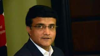 BCCI President Sourav Ganguly Tests Negative For COVID-19
