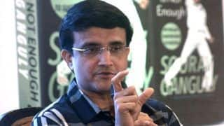 Sourav Ganguly Explains Why Fast Bowling Culture Has Changed in India