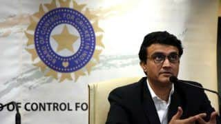 Sourav Ganguly's Tenure as BCCI President Officially Comes to an End