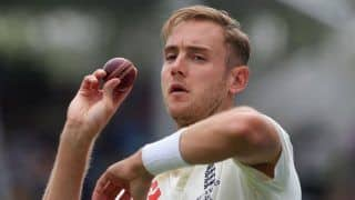 Stuart Broad 'Wouldn't Rule Out' Surpassing Idol James Anderson After Crossing 500 Test Wickets