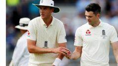 ENG vs WI, 1st Test: हर हाल में पहले टेस्ट में एंडरसन-ब्रॉड को मिले जगह: नासिर हुसैन