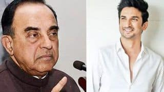 Sushant Singh Rajput Death Case: Subramanian Swamy Claims 'Trimurti Agencies Unearthed Major Evidence To Prove Murder By Conspiracy'