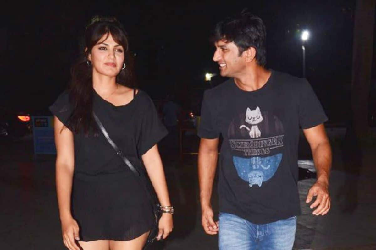 Rhea Chakraborty's Shocking Video in Sushant Singh Rajput Case Out ...