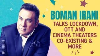 Watch: Boman Irani Wants to Spend The Next Lockdown With Shah Rukh Khan by His Side