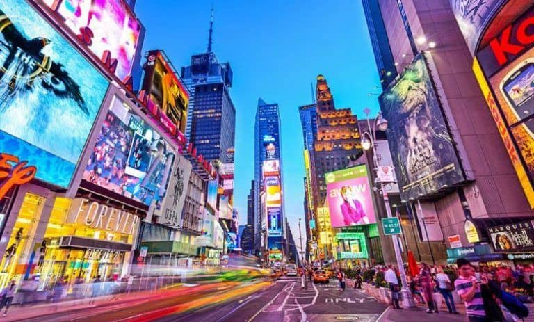 In a First, Tricolour to be Hoisted at The Iconic Times Square in New York on Independence Day