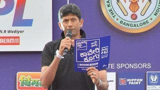 'Sort of a Slap' - Venkatesh Prasad on The Shot That Triggered His Famous Showdown With Aamer Sohail