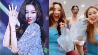 South Korean Singer Sunmi Accused of Mocking Indian Culture in TikTok Video, Tenders Apology | Watch