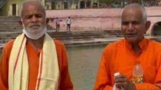Two Brothers Aged 70 Collect Water From 151 Rivers & 3 Seas For Ram Temple 'Bhoomi Pujan' in Ayodhya