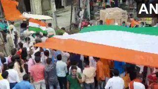 झंडा फहराने को लेकर BJP और TMC कार्यकर्ताओं में भिड़ंत, भाजपा कार्यकर्ता की मौत के बाद बंद का आह्वान