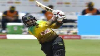 Cpl 2020jamaica tallawahs vs st lucia zouks asif ali helps jamaica win by 5 wickets 4116879